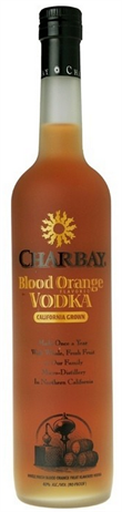 Charbay Vodka Blood Orange 80@